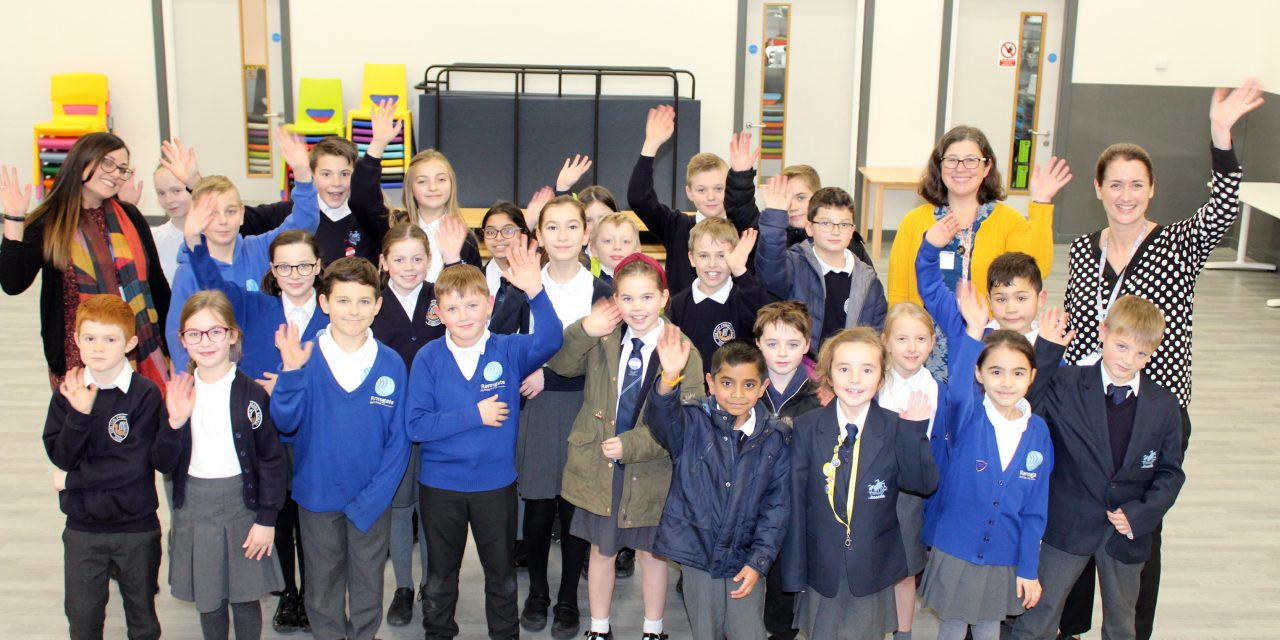 VAT Pupils Explore Etiquette