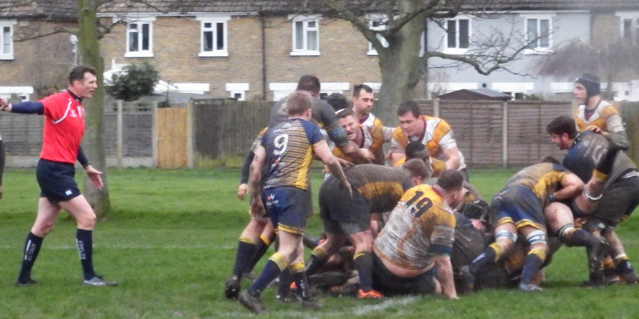 THANET WANDERERS RUFC 19-28 OLD COLFEIANS RFC