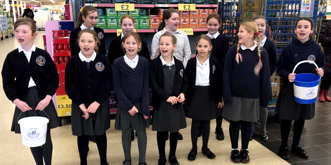 Checkout Choir Lend A Hand