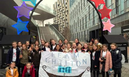 Chilton Join World's Biggest Youth Choir