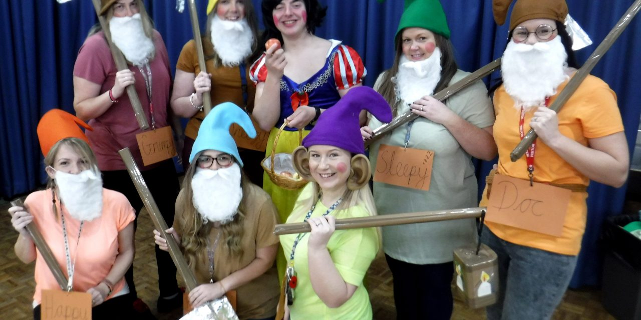 Shakespeare, Stories, and Fun at Chilton Book Week