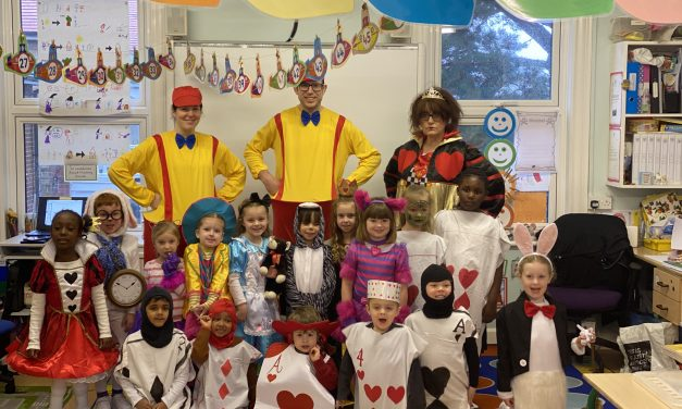 Haddon Dene World Book Day Celebrations