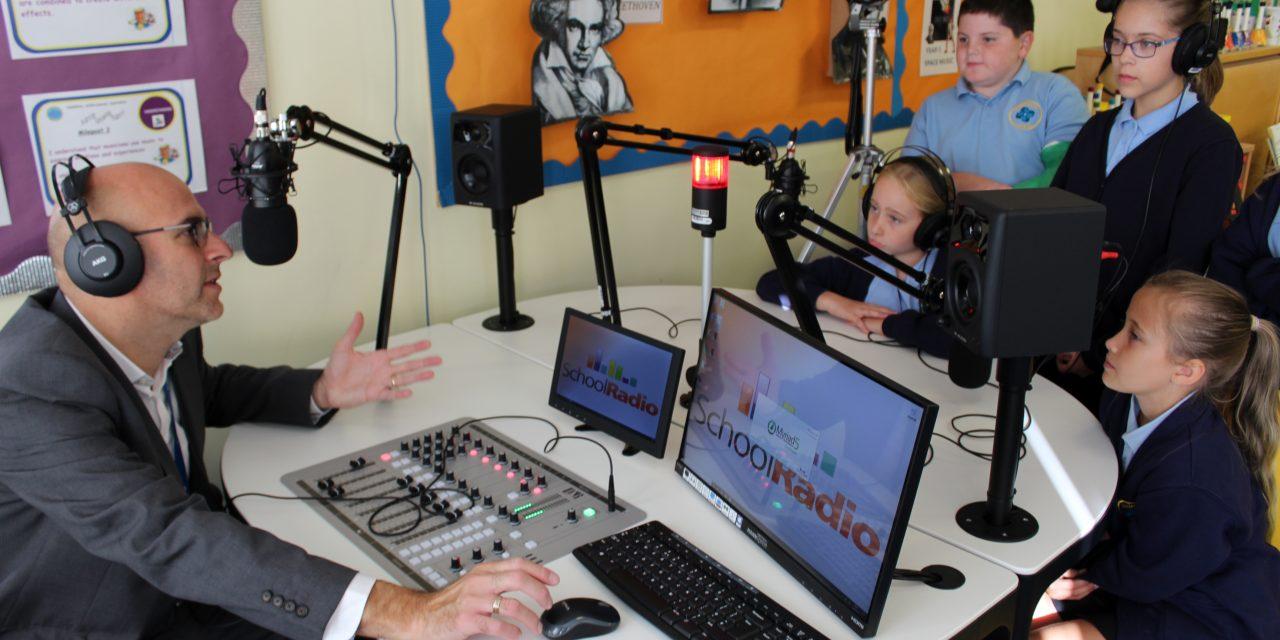 Young Radio Stars at National Awards – Again!
