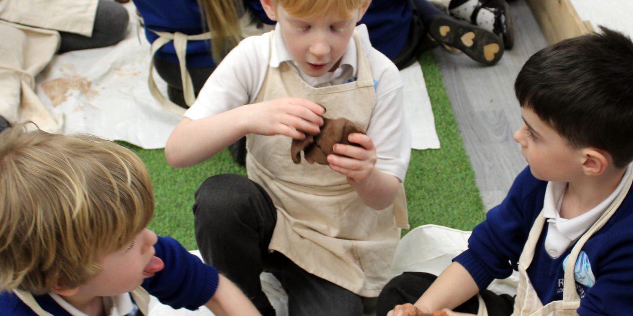 Little Children Explore Big Questions at RAPS