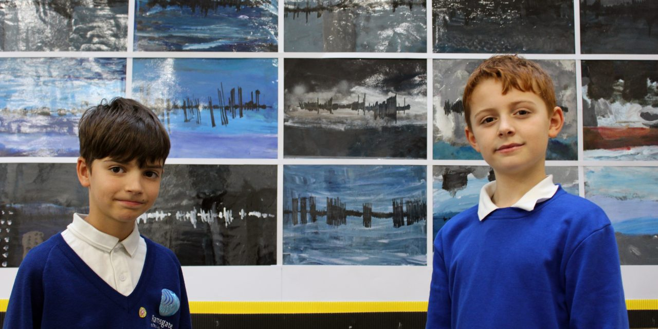 National Gallery Exhibition for Creative Pupils